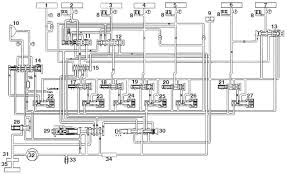 transmission hydraulic circuit diagrams  mitsubishi pajero    transmission hydraulic circuit diagrams