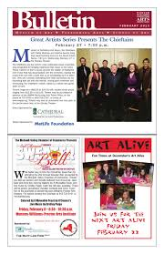 MWPAI Bulletin February 2013 Monthly Newsletter by Munson ...