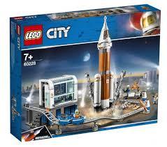 <b>Конструктор LEGO City</b> 60228 Ракета для запуска в далекий ...