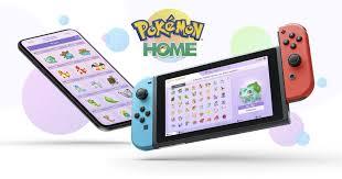 <b>Pokémon</b> HOME