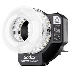 Купить <b>Вспышка Godox</b> Witstro <b>AR400</b> кольцевая, с функцией ...