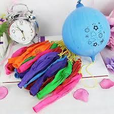 <b>12Pcs Mixed Color Latex</b> Balloons Punch Balls Balloons Birthday ...