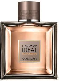 <b>Guerlain L'Homme Ideal</b> EdP 100ml in duty-free at airport ...
