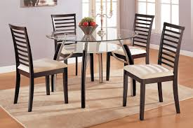 Round Back Dining Room Chairs Formal Dining Room Chairs Black Trellischicago