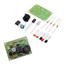 <b>3pcs diy sound</b> light infrared sensor anti-theft alarm switch kit Sale ...