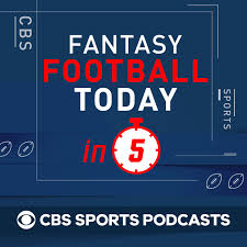 Fantasy Football Today in 5