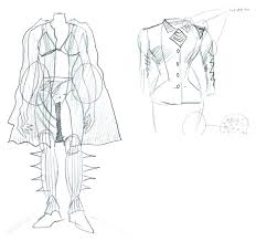 bright on off postmodernism or grouping unrelated movements blade runner costumes drawn by con chrisoulis