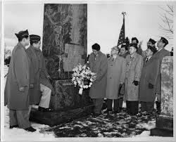 photo essay honoring fallen wwii ese american iers 9 nisei war memorial at lakeview cemetery 1956 seattle nisei veterans committee collection