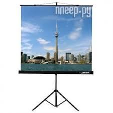 <b>Экран Lumien Eco View</b> 150x150cm Matte White LEV-100101