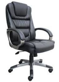 boss black leatherplus executive chair buying an office chair