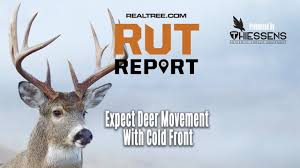 Expect Major <b>Deer</b> Movement with Latest Cold Front | Rut Report ...