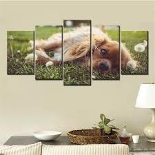 decor piece canvas art prints animal