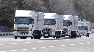 Image result for driverless lorry