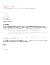 manager cover letter sample   miuv resume better than bestoffice manager cover letter example