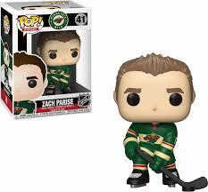 Купить <b>Funko Pop</b>! <b>Hockey NHL</b>: Zach Parise (Wild), Minesota на ...