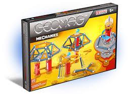 Магнитный <b>конструктор GEOMAG Mechanics</b> 723-222 детали ...