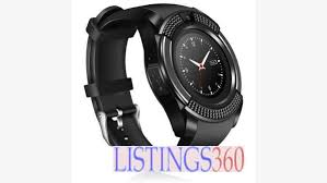 <b>V8</b> SmartWatch <b>Bluetooth Touch Screen</b> with Camera/SIM Card Slot ...