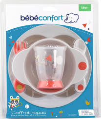 Набор <b>посуды</b> для кормления <b>Bebe Confort</b> Sport тарелка + <b>миска</b> ...