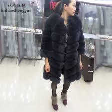 <b>Linhaoshengyue</b> 88cm Long 2016 High Quality The Real Grass Fox ...