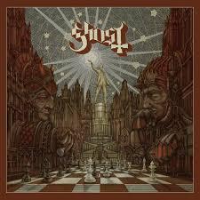 <b>Popestar</b> by <b>Ghost</b> on Spotify