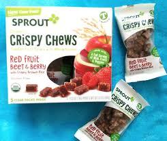 Sprout Organic, <b>Хрустящие тянучки</b>,... - Выкуп товара с сайта iherb