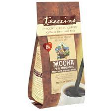 Teeccino <b>Chicory Coffee Alternative</b> - <b>Mocha</b> - <b>Herbal Coffee</b> ...