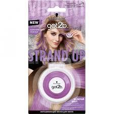 <b>Мелок для волос Got2b</b> Strand Up Окрашивающий ...
