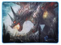 Купить <b>коврик</b> для мышки <b>Qumo Daemon</b> Hunt (20969) по цене от ...
