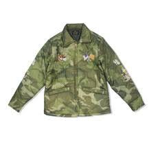 jacket men tiger
