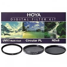 Купить <b>светофильтр Hoya Digital</b> Filter Kit 77mm в интернет ...