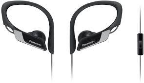 <b>Наушники</b> с микрофоном <b>Panasonic RP</b>-<b>HS35MGC Black</b> (RP ...