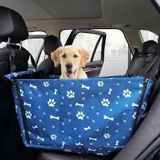 <b>Foldable Waterproof Pet Dog Car</b> Hammock Back Seat Protect ...