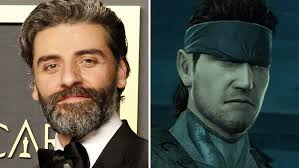 Oscar Isaac To Star As Solid Snake In Sony's '<b>Metal Gear</b> Solid' Movie