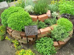 Small Picture free standing pallet herb garden herb garden design home from