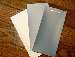 martha stewart living paint colors: martha stewart chinchilla gray paint color