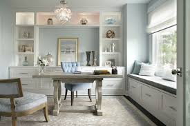 transitional work space with cool interior design amazing home office interior