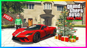 GTA <b>5</b> Online Festive Surprise 2019 Christmas DLC Update - <b>FREE</b> ...