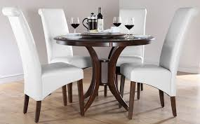 round white marble dining table:  seattle ultra modern ice white marble dining table dining chair page interesting round