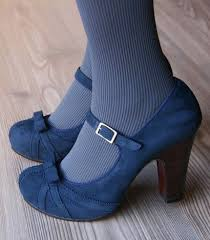 Image result for blue suede shoes