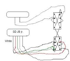 jb jr pickup into mustang (i'm new, so please, don't laugh on silvertone guitar sg wiring diagram
