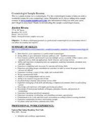 beautician resume sample download   creating resume using latexbeautician resume sample download