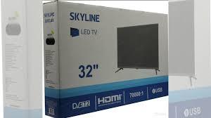 <b>Телевизор Skyline 32U5020</b> новый 81см купить в Республике ...