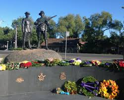 in remembering anzac day what do we forget a memorial honouring aboriginal and torres strait islander service men and women at torrens parade ground in adelaide margaret scheikowski