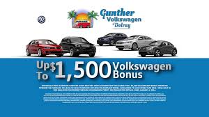 gunther volkswagen delray beach year end vw bonus gunther volkswagen delray beach year end vw bonus