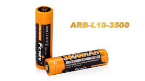 <b>Fenix ARB</b>-<b>L18</b>-<b>3500U</b> USB аккумуляторная батарея 3500mAh ...