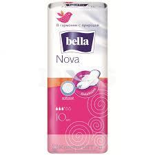 Купить Гигиенические <b>прокладки Bella Nova softiplait</b>, 10шт в г ...