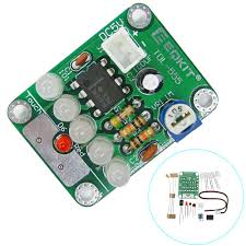 20pcs DIY DC 5V <b>TDL</b>-<b>555 Touch</b> Delay LED Light <b>Kit</b> Insulation ...