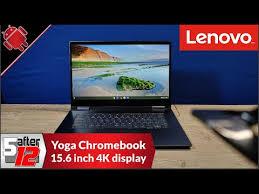 Lenovo Yoga Chromebook C630 | <b>15.6 inch 4K UHD Touchscreen</b> ...