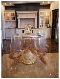 <b>Скатерть Nelya Nurieva</b> Cristal Golden 140х140 см — купить по ...