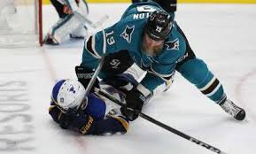 Sharks hope to avoid Game 2 blues Monday - SFChronicle.com